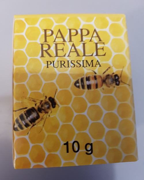 Pappa Reale Fresca Vasetto 10 gr