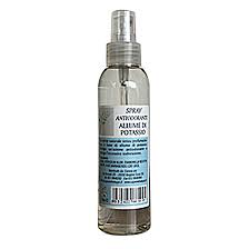 Allume di Potassio Spray 125ml Puro 100%