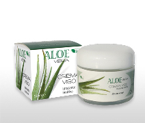 Aloe Crema Viso 50ml