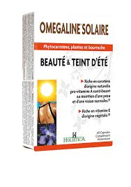 Omegaline Solaire Betacarotene 60cps